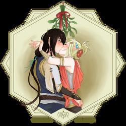 AA| Mistletoe Challenge Airez-Tian by knoc0ut
