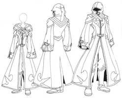 Xziled robe design 1 by EXILD-ORDER