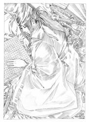 Fujiwara No Sai by Tidus-902000