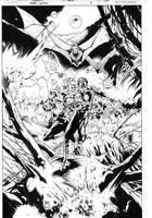 Green Lantern 8 Cover by MarkIrwin