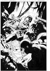 Green Lantern 10 sneak peek! by MarkIrwin