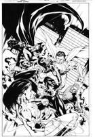 Green Lantern 14 by MarkIrwin