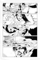 Superman/Wonder Woman 15 by MarkIrwin