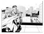 Green Lantern 50, DP spread 2 by MarkIrwin