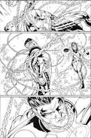 Green Lantern 50, page 20 by MarkIrwin