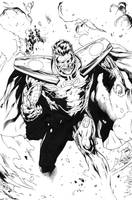 Green Lantern 50, page 24 by MarkIrwin