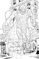 Green Lantern 50 page 36 by MarkIrwin