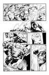 Green Lantern 52, page 8 by MarkIrwin