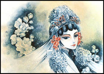 winter opera by CKJohnson