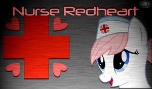 Nurse Redheart B.A. Wallpaper by InternationalTCK