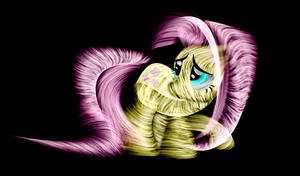 Fluttershy Fractal Type Thingy... by InternationalTCK