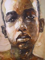 Portrait2 by ottolga