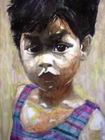 Portrait3 by ottolga
