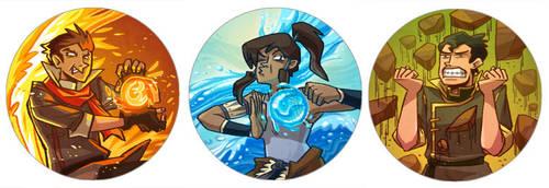 avatar: the legend of derp by neomonki