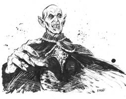 Barlow from Salem's Lot by Schoonz