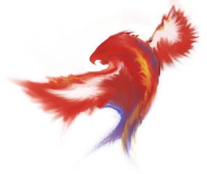Fire Bird by Mavinci