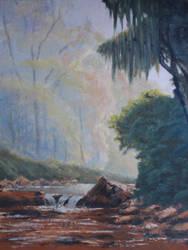 The smallest River by Mavinci