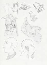 Sketches by Mavinci