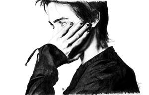 Hopeless and Taken - Jared Leto by alicia-R