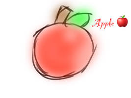 Apple   by LCpuppy