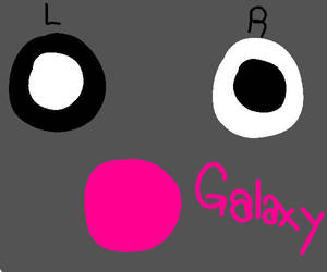 Moxie's eye colors and Galaxy by bskt-case