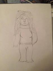 Human Cordelia by bskt-case