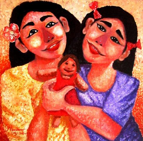 Sisters by pitmonton