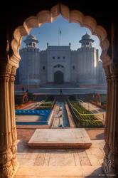 A Historical Frame by aliawais