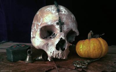 Cross-skull by Zirkon777