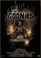 goonies organ poster version-2018 by Zirkon777
