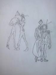 OTP AKA Dork Doodles by JessiBellEvans