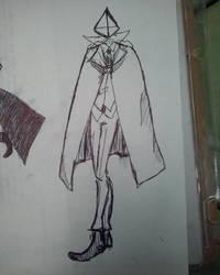 Magnus doodle #17353828262 by JessiBellEvans