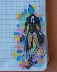 Magnus doodle #4826282 by JessiBellEvans