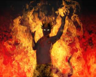 Playing with fire... by DigitalFantasyFxClub