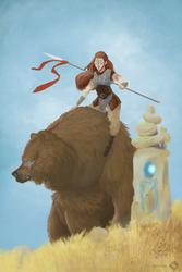 Highland Magic by Ruember