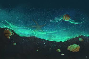 Sea of Stars by Ruember
