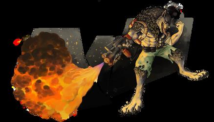 Pyromaniac by Ruember