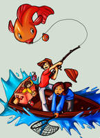 Fishin' by Zil-Zeki