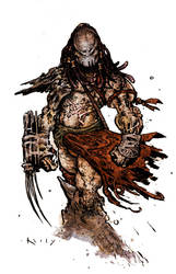 Predator by TimKelly