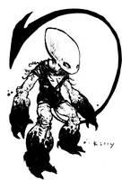 Shadoweyes sketch2 by TimKelly