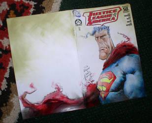 Tim Kelly Sam Kieth Superman by TimKelly