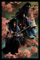 shinsengumi by hakubaikou