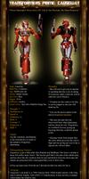 Causeway - Transformers Prime Bio by Elita-One-Arts