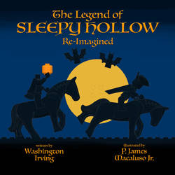 Sleepy Hollow Cover by JamesMacaluso
