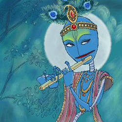 krishna by fishbot by robot-fixation-front