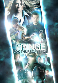 Fringe poster by nuke-vizard