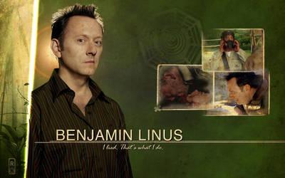 Benjamin Linus wallpaper by nuke-vizard