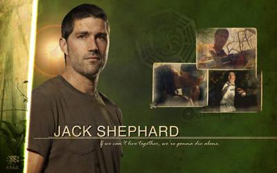 Jack Shephard wallpaper by nuke-vizard