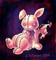 Critters: Honey Bunny by JessiBeans