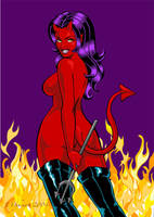 Oh You Devil 03 by JessiBeans